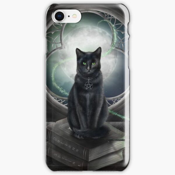 A Familiar Cat iPhone Snap Case