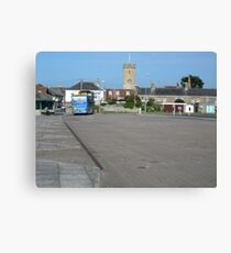 17:05 - Rush Hour in Yarmouth Canvas Print