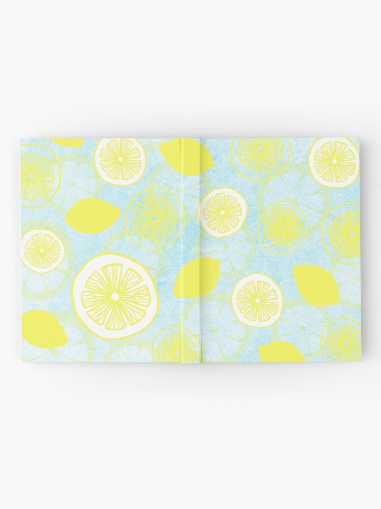 Alternate view of Lemon Fresh Hardcover Journal