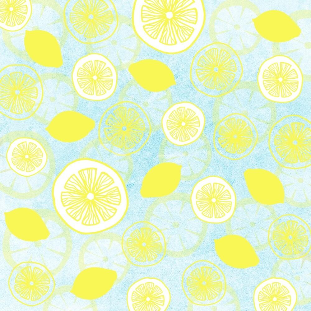 Lemon Fresh by GillianAdams