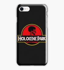 Jurassic Park Dinosaur Logo iPhone Case/Skin