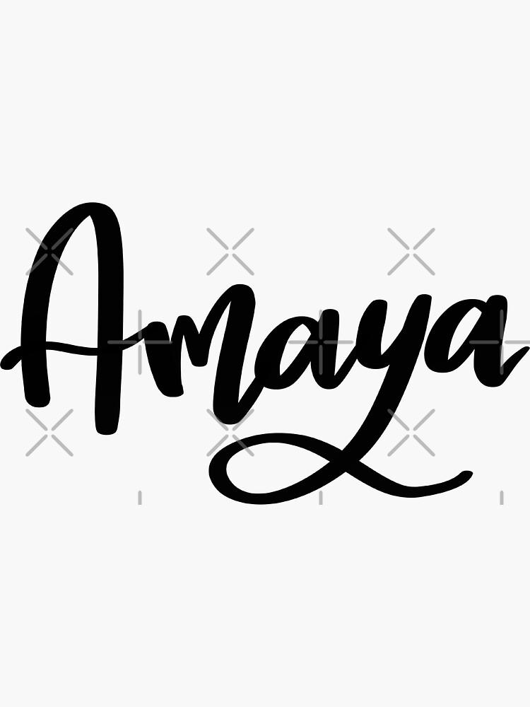 Amaya  by ellietography