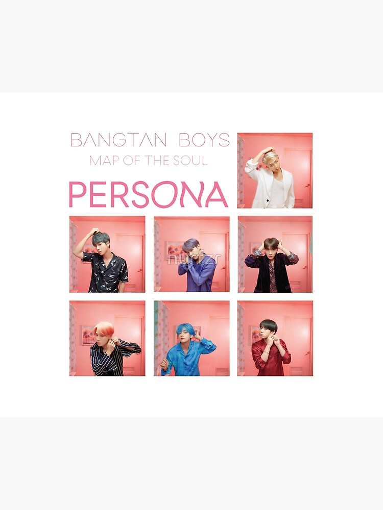 BTS Map Of The Soul:Persona by nurfzr