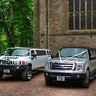 Wedding Cars by Tom Gomez