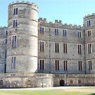Lulworth Castle, Dorset by Paul Morley