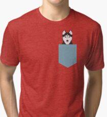 9c8cb5a18 Shiloh - Husky Siberian Husky dog art phone case gifts for dog person  Tri-blend