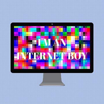 I'm An Internet Boy by GraceHelen