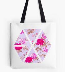 EXO - Blumen Tote Bag