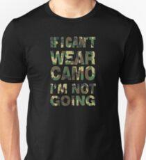 Camo Unisex T-Shirt