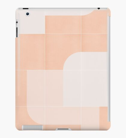 Retro Tiles 04 #redbubble #pattern iPad Case/Skin