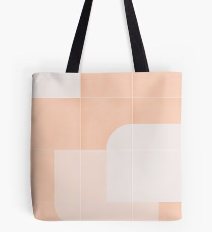 Retro Tiles 04 #redbubble #pattern Tote Bag