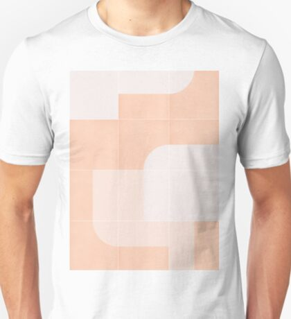 Retro Tiles 04 #redbubble #pattern T-Shirt