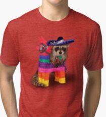 Mexican Raccoon Vintage T-Shirt