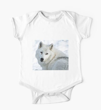 Arctic Wolf Kids Clothes