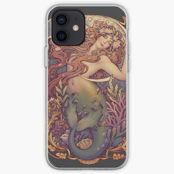 Andersen's Little Mermaid iPhone Soft Case