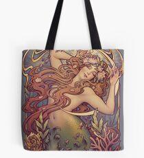 Andersens kleine Meerjungfrau Tote Bag