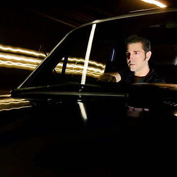 Driving at night by inmotionphotog