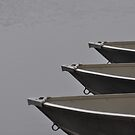 Boats at the Ready by Corkle