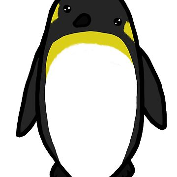 Emperor Penguin by Shukura