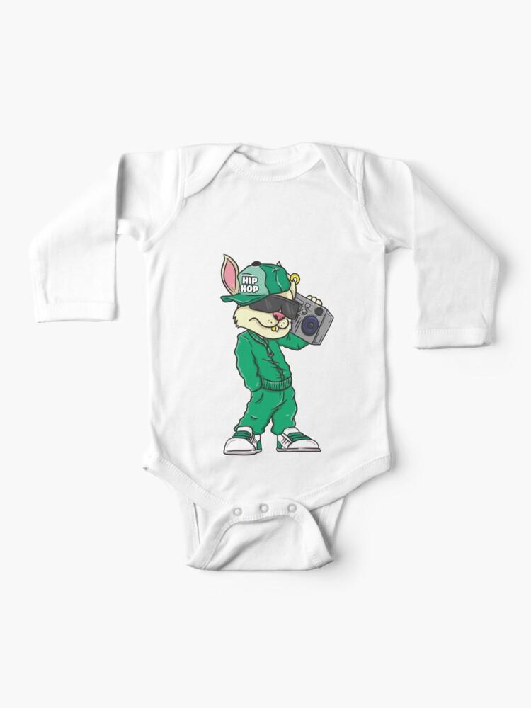Bethcentral Designs Happy Easter Bunny Infant Bodysuit