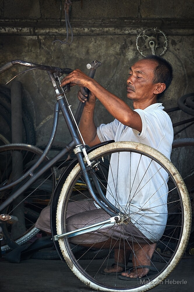 Bike Repair Shop    Kapal     Bali - #01