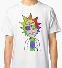 Rick and Morty: Party Rick Classic T-Shirt