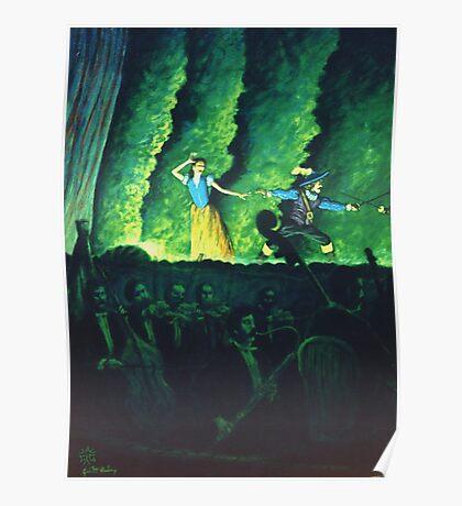 Opera Degas Poster