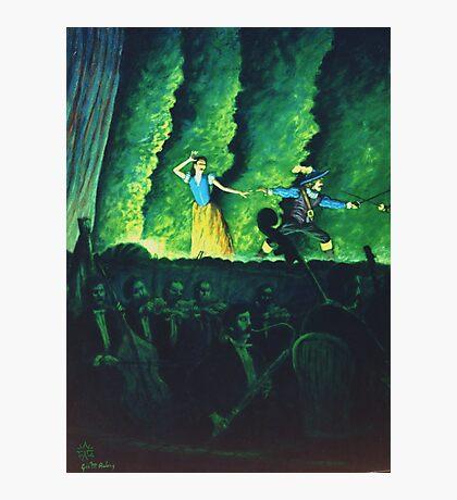 Opera Degas Photographic Print