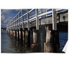 Balmoral Pier Poster