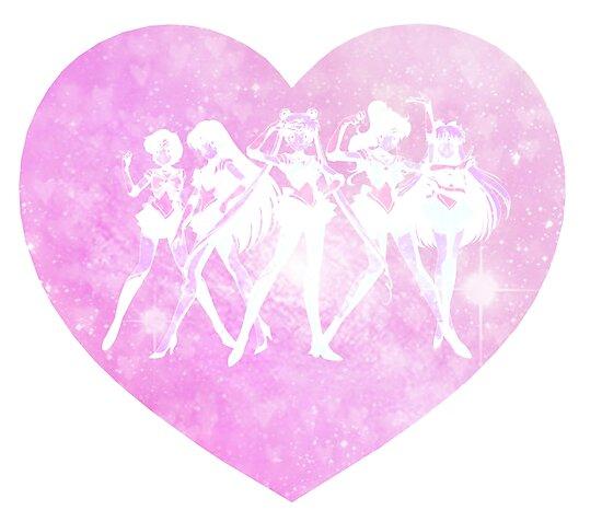 Sailor Moon - Galaxy Heart by agShop