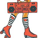 Copy of Copy of Boom Box (Red) by chrisvig