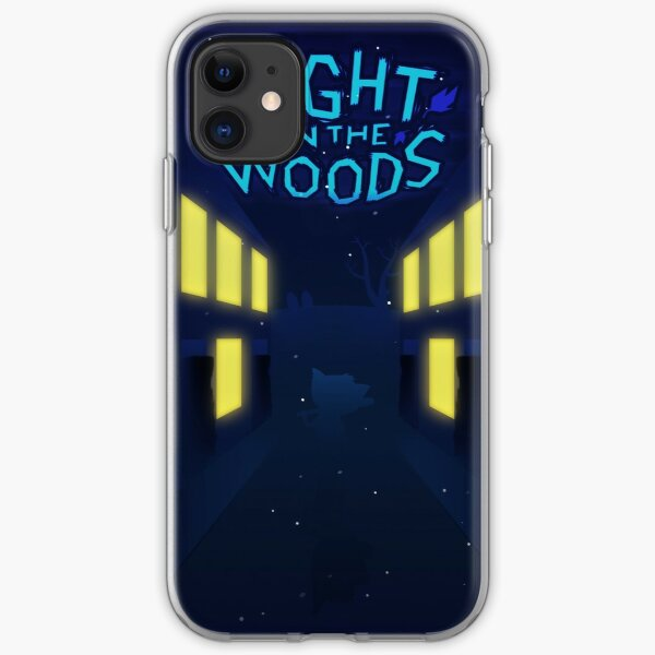 Night in the woods Street iPhone Soft Case