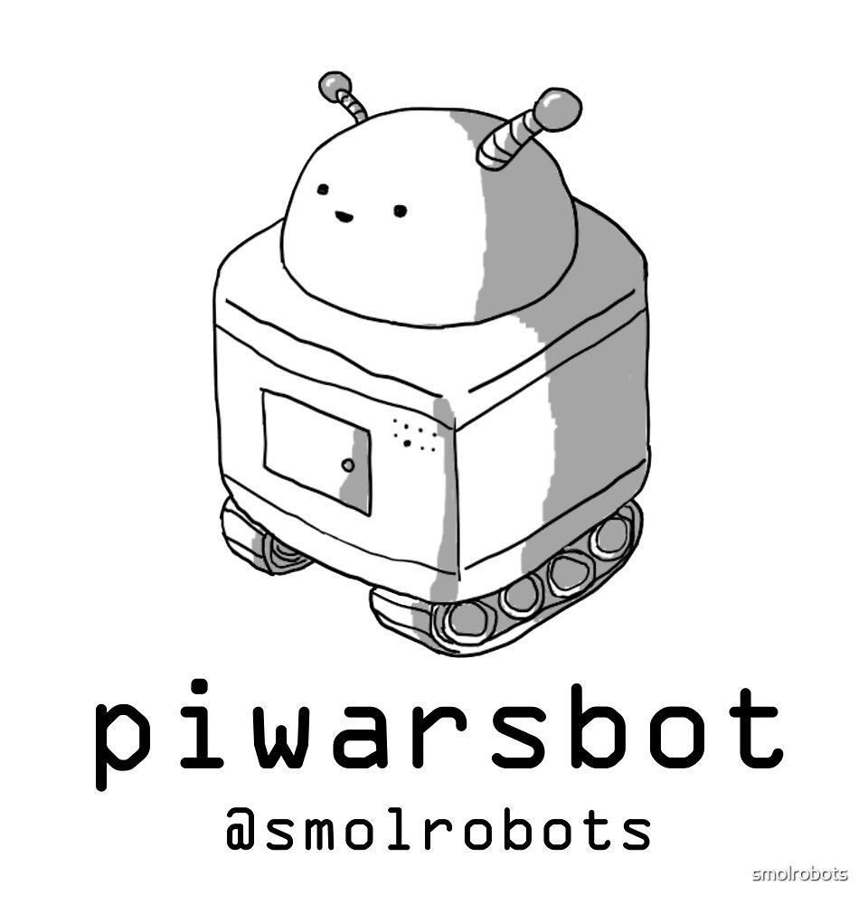 Piwarsbot by smolrobots