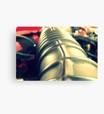 engine 001 Canvas Print