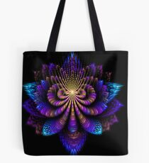 Apo 3D Botanical Tote Bag