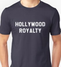 Hollywood-Lizenz-Weiß Slim Fit T-Shirt