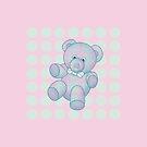 Snoozy – the Little Teddy Bear by Thoth Adan