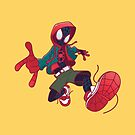 «Miles Spider» de leandrojsj