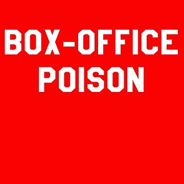 Box Office Poison- White by markdwaldron