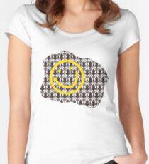 Sherlock Got Bored Women's Fitted Scoop T-Shirt