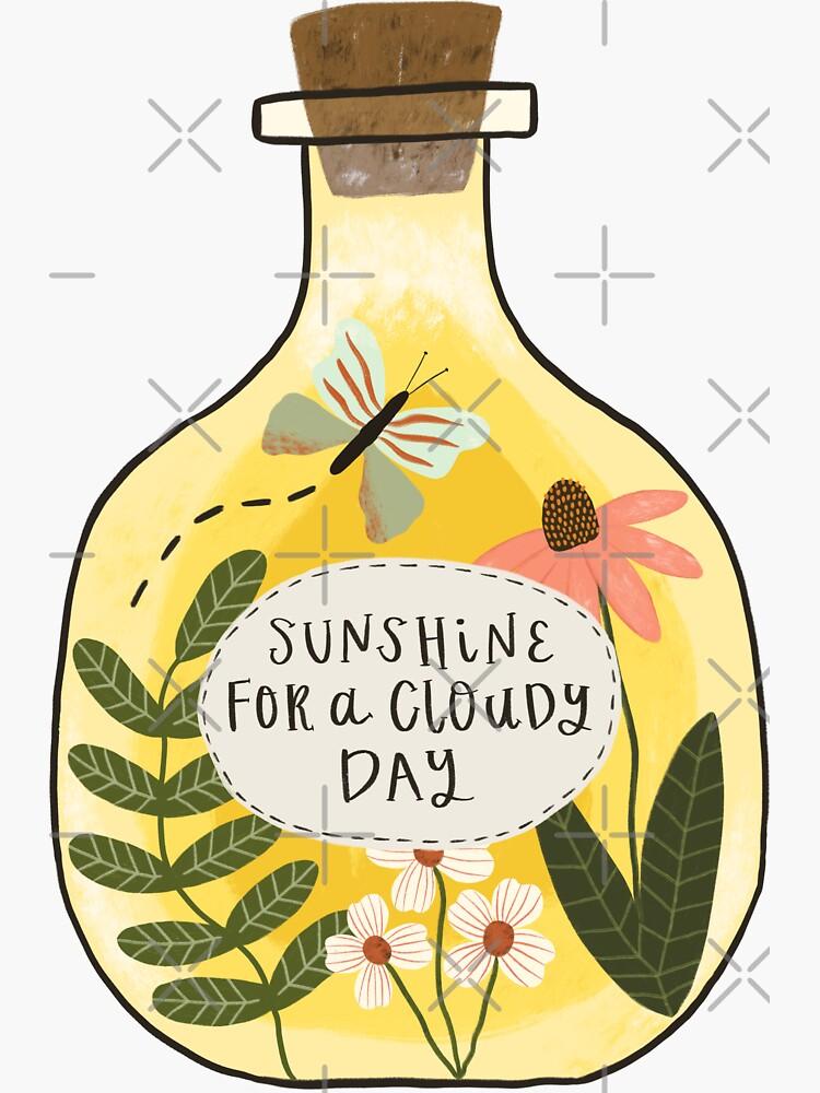 """etiquetado como """"Sol para un día nublado"""". ¡Un pequeño refuerzo de humor para esos días en que necesitas un poco de sol! de ohjessmarie"""