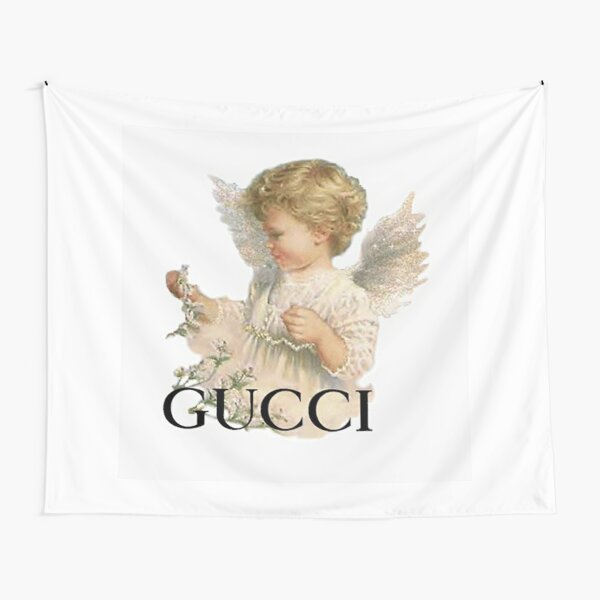 tumblr angel Tapestry