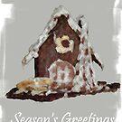 Season's Greetings by Madalena Lobao-Tello