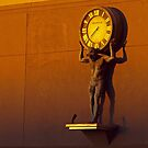 Time Weighs Heavy... by aaronarroy