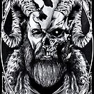 The God Odin  by Nightfrost4