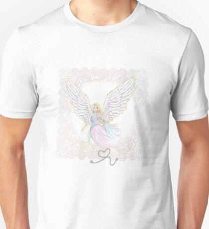 "Angel ""n"" Lace T-Shirt"