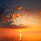Monet Sunrise by James Coard