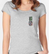 Palmapple Women's Fitted Scoop T-Shirt