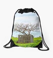 Lone Tree.... Drawstring Bag