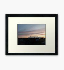 Rural beauty Framed Print